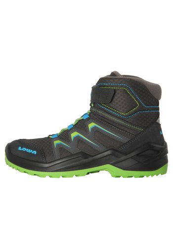 MADDOX - Hiking shoes - grau