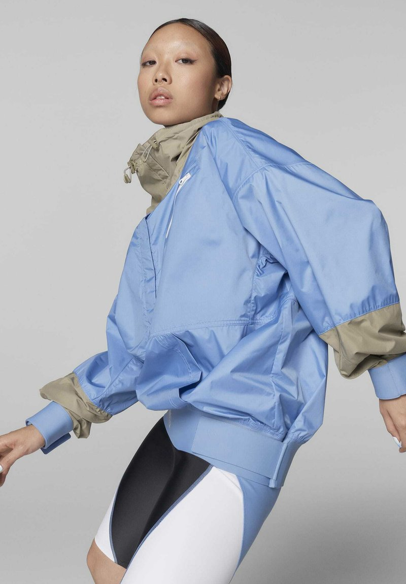 adidas by Stella McCartney - Windbreaker - blue