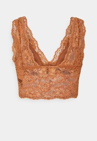 Pieces - PCLINA BRA - Bustier - mocha bisque - 7