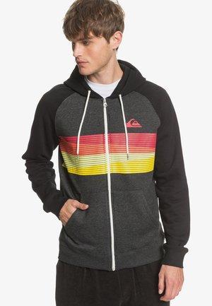 EVERYDAY - Zip-up hoodie - dark grey heather
