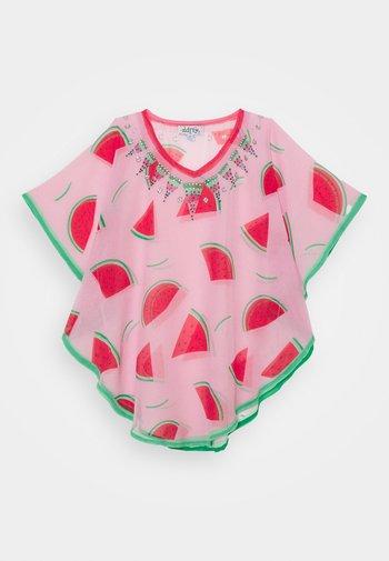 GIRLS PRINTED KAFTAN - Tunic - pink