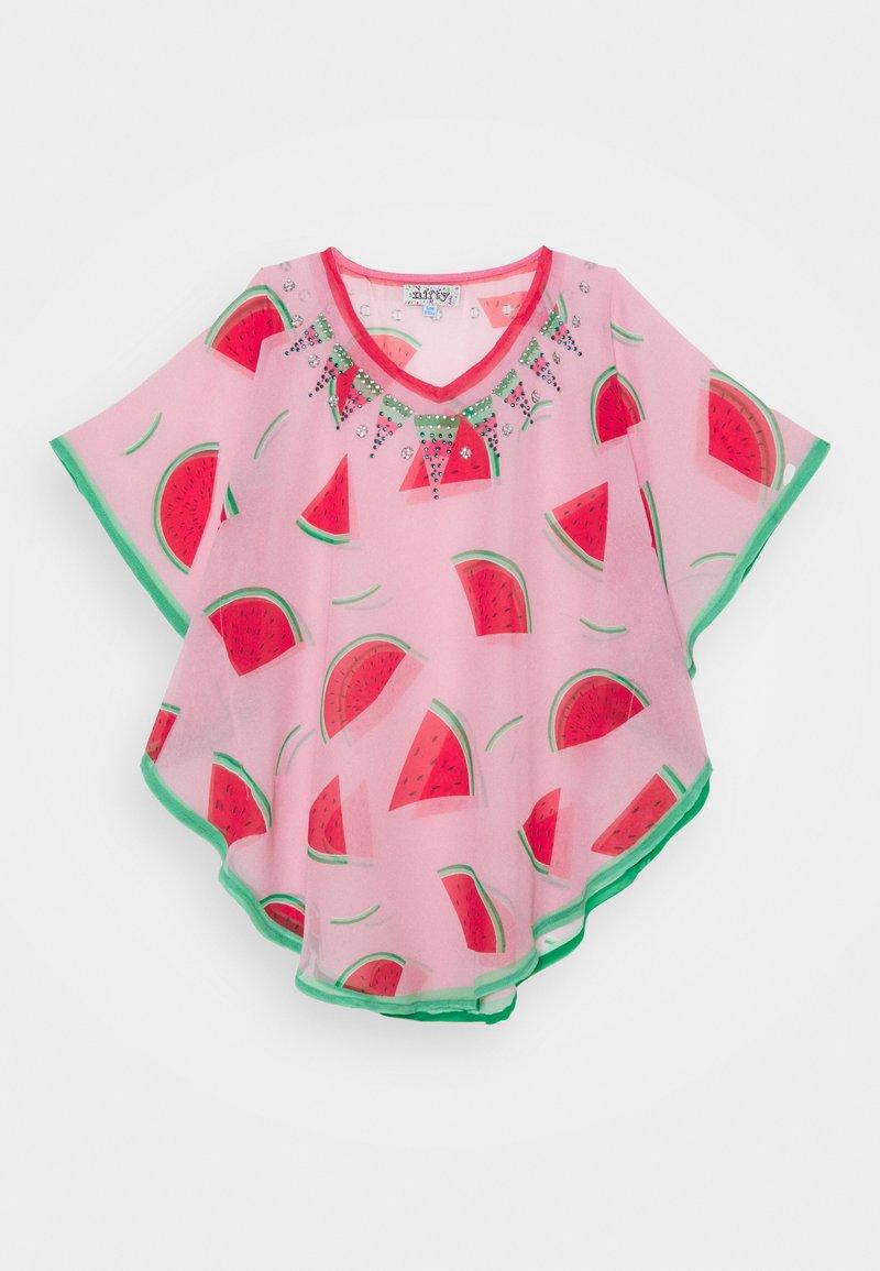 South Beach - GIRLS PRINTED KAFTAN - Tunic - pink