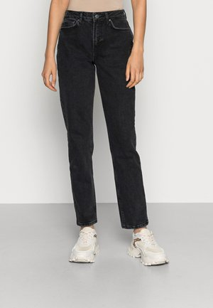 VMSARA RELAXED - Relaxed fit jeans - black