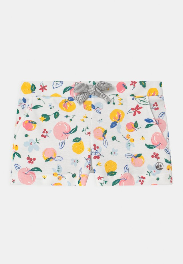 MALENA FLORAL - Shorts - marshmallow/multico
