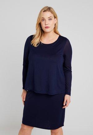 JRODETTE ABOVE KNEE DRESS - Jersey dress - peacoat