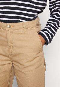 Carhartt WIP - PIERCE PANT - Trousers - tan - 3