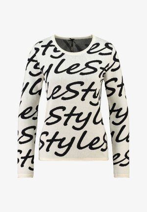 """STYLE"" - Jumper - offwhite"