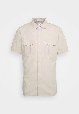 UTILITY POCKET - Overhemd - beige