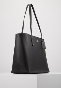 Coach - CENTRAL TOTE WITH ZIP - Tote bag - black - 3