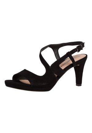 SANDALETTE - Sandals - black