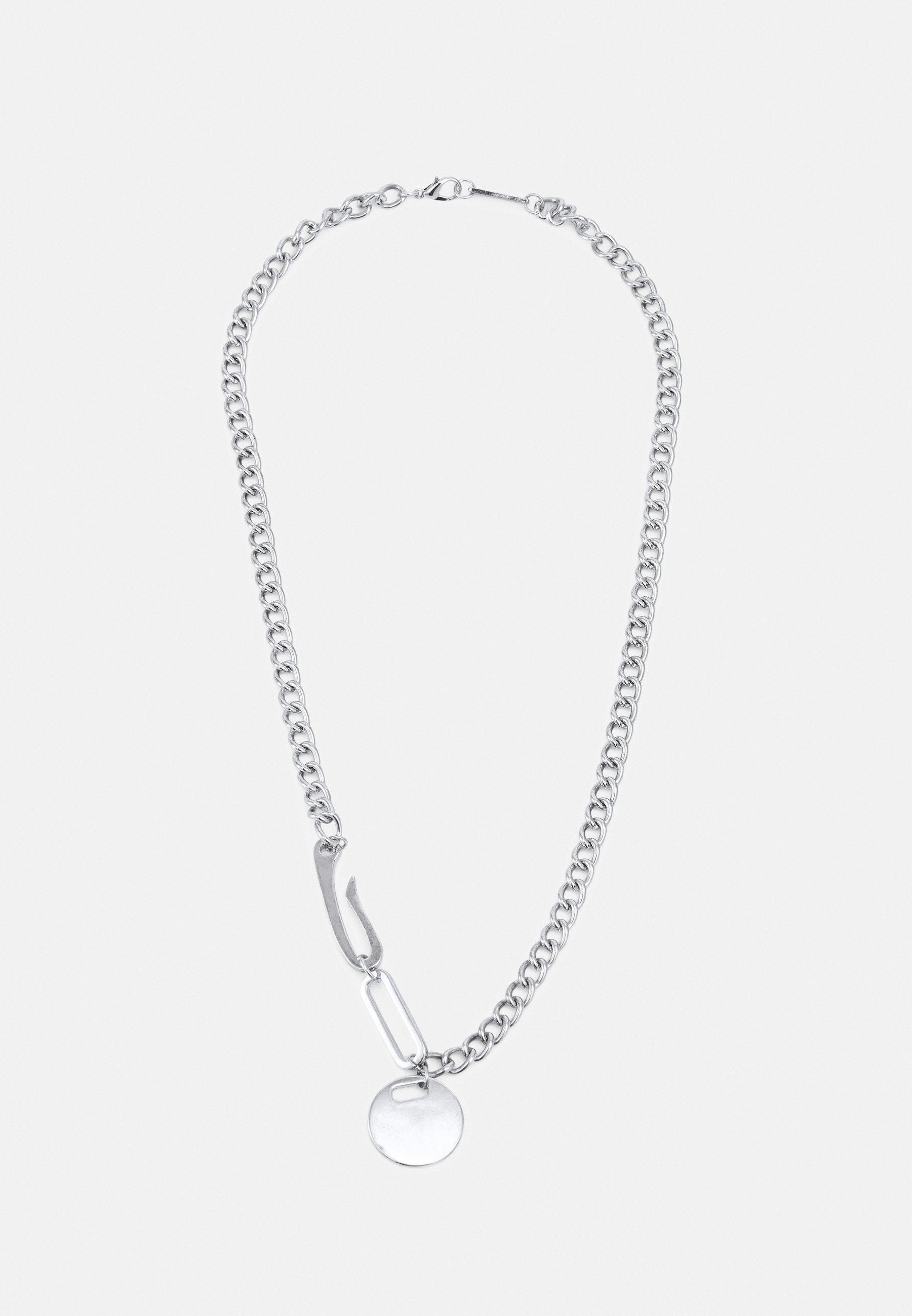 Homme TRIBAL TECH CLASPS NECKLACE - Collier