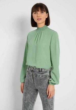 MIT BALLONÄRMELN - Long sleeved top - mint green