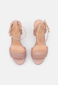 Even&Odd - High heeled sandals - light pink - 5