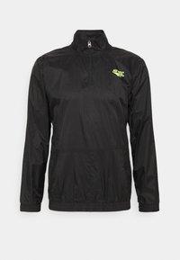 LEO LIGHTWEIGHT TRACK JACKET - Training jacket - black