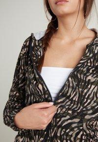 Tezenis - Zip-up hoodie - st.military animalier - 2