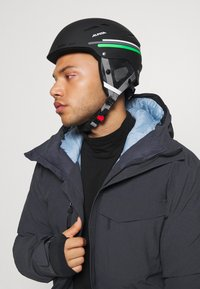 Alpina - BIOM UNISEX - Helm - black-grey matt - 1