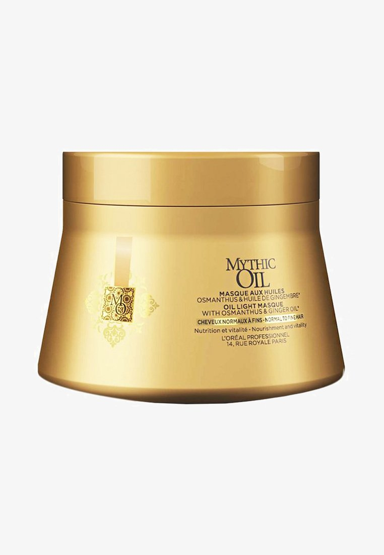 L'Oréal Professionnel - MYTHIC OIL MASKE NORMALES BIS FEINES HAAR - Masque pour les cheveux - -