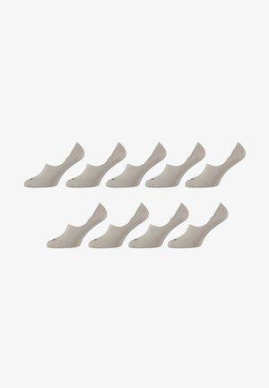 9 PACK - Strømper - white