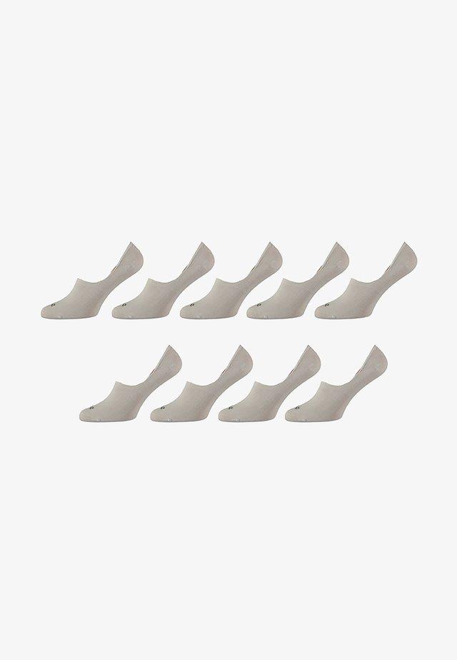 9 PACK - Sokken - white