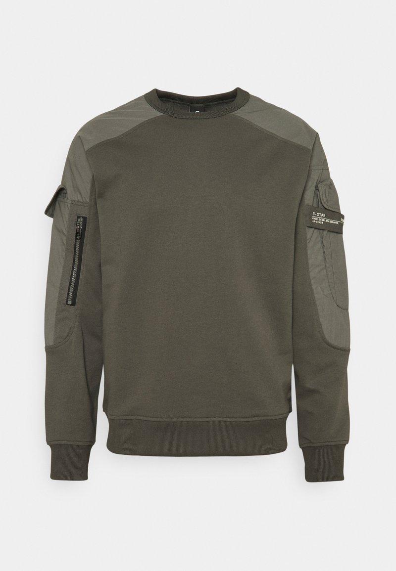 G-Star - CONTAINER  - Sweatshirt - grey