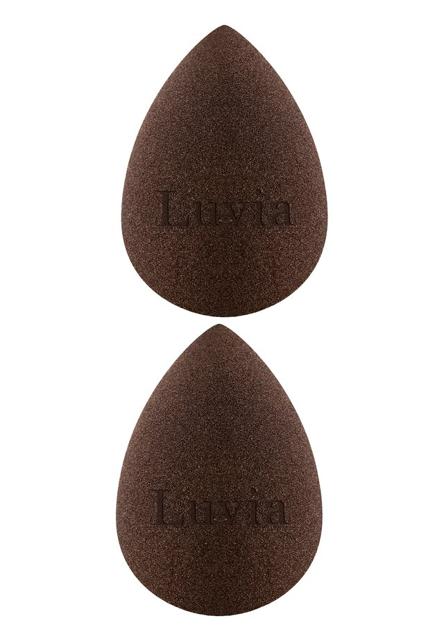 MAKE-UP BLENDING SPONGE - Zestaw do makijażu - metallic roségolden