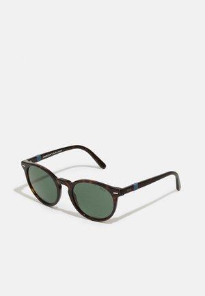 UNISEX - Sluneční brýle - dark havana/green