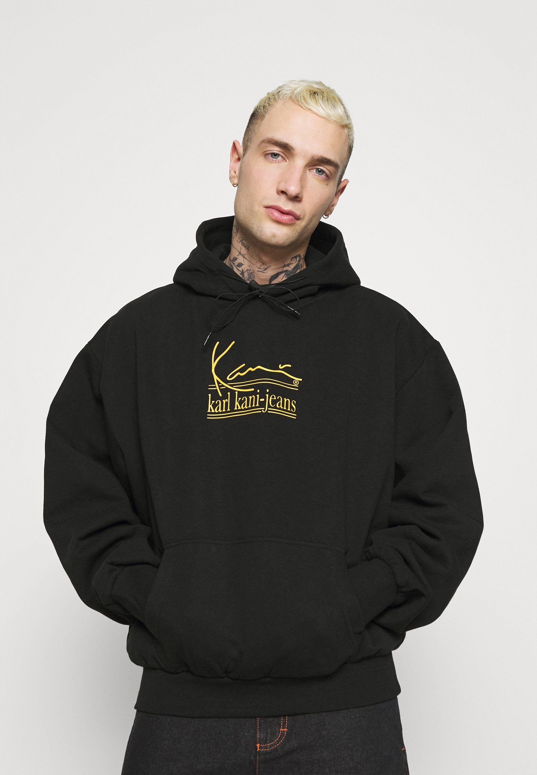 Men UNISEX SIGNATURE HOODIE - Zip-up sweatshirt