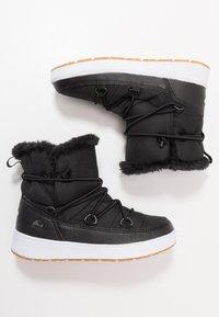 Viking - SNOFNUGG GTX - Zimní obuv - black/charcoal - 0