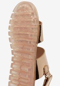 Next - Sandals - rose gold coloured - 4