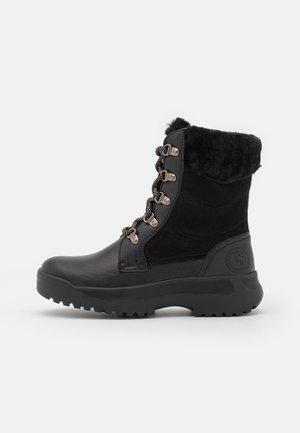 NYA IGLOO - Winter boots - black