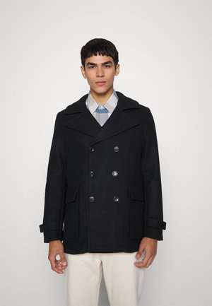 BONDED CABAN - Short coat - night