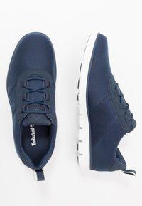 Timberland - BRADSTREET - Sneaker low - navy - 1