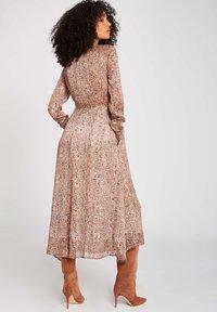 Morgan - Maxi dress - brown - 1