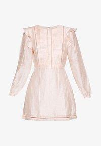 Stevie May - SUNDAY MORNING MINI DRESS - Vestido informal - peach - 4