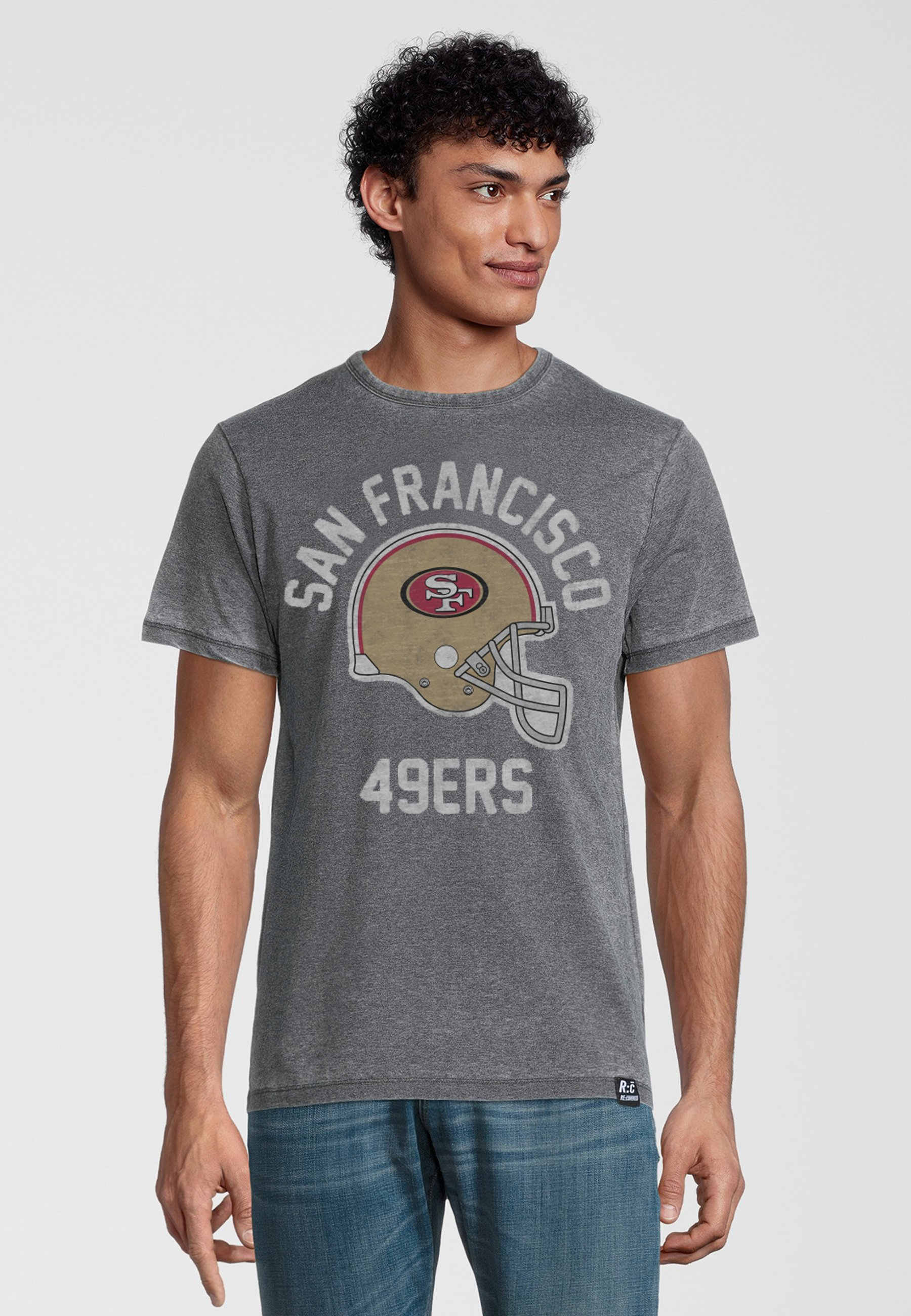 Herren NFL GREEN BAY PACKERS HELMET - T-Shirt print