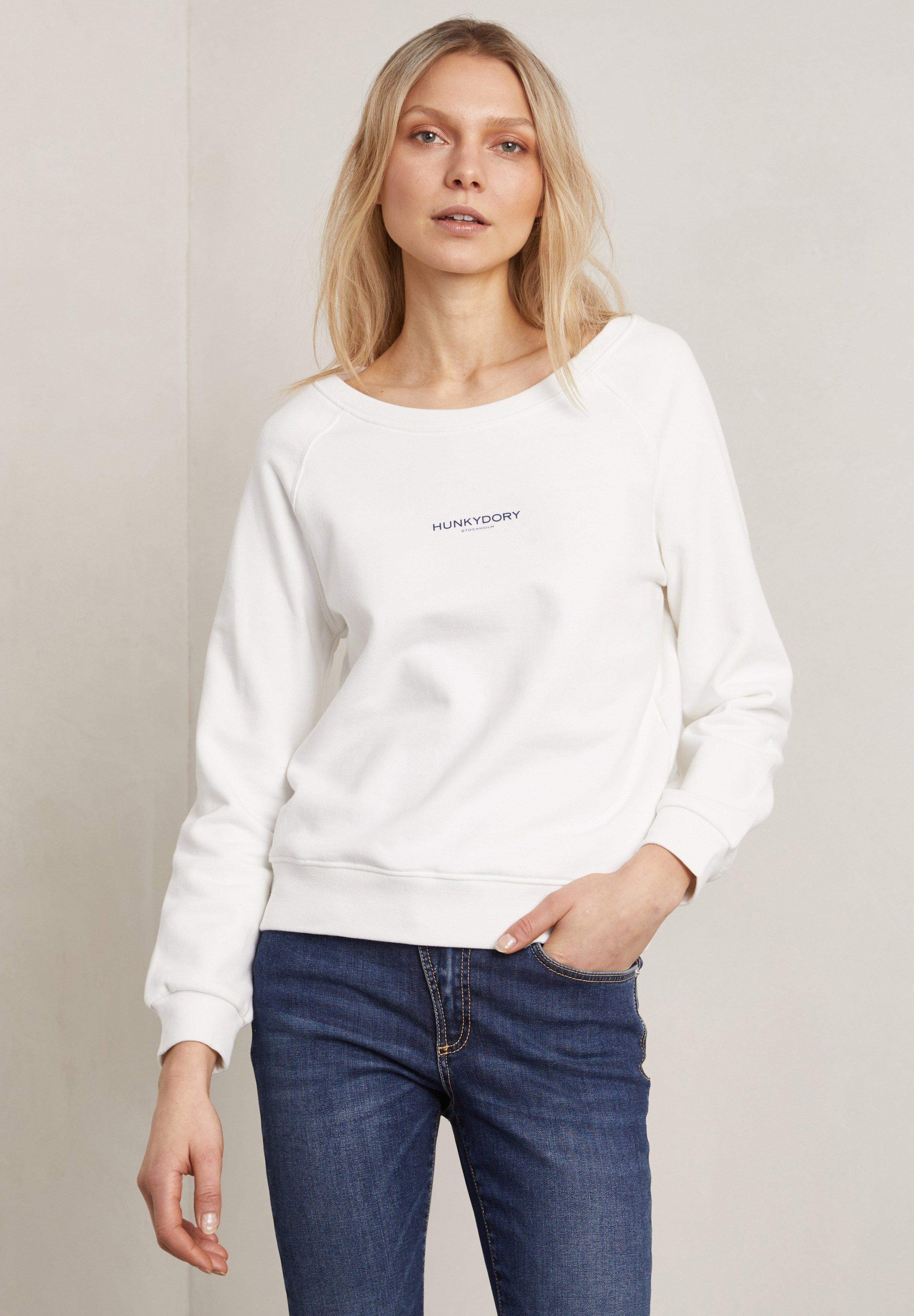 Femme Sweatshirt - white