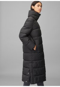 Marc O'Polo DENIM - LONG PUFFER COAT - Winter jacket - black - 4