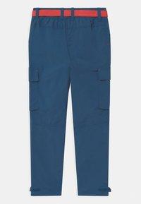 Icepeak - LEMMON UNISEX - Outdoor trousers - navy blue - 1