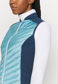 La Sportiva - ARIA VEST - Waistcoat - pacific blue/opal - 5