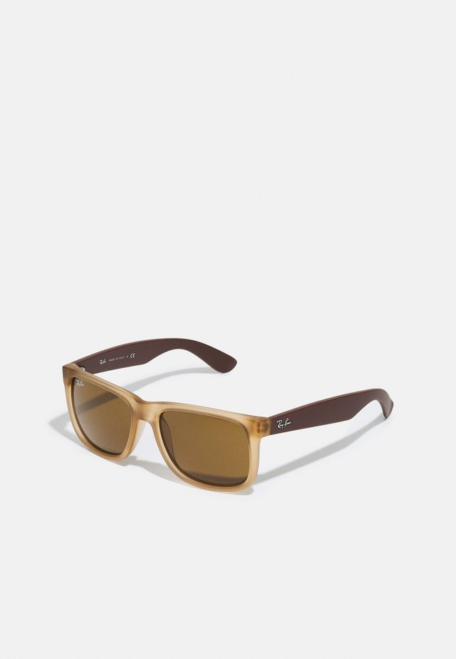 Sunglasses -  transparent/light brown