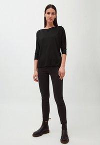 ARMEDANGELS - Long sleeved top - black - 1