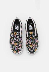 Vans - CLASSIC - Sneakers laag - black/true white - 3