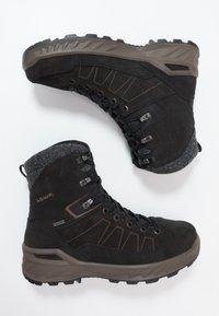 Lowa - SASSELLO II GTX MID - Winter boots - schwarz - 1