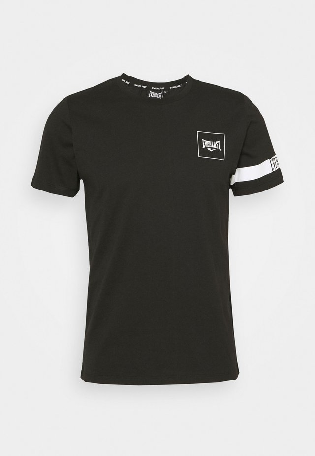 TEE KING - T-shirts med print - black