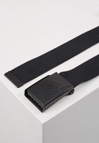 adidas Golf - REVERS BELT - Belt - black - 3