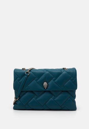 KENSINGTON SOFT XXL BAG - Handtasche - teal
