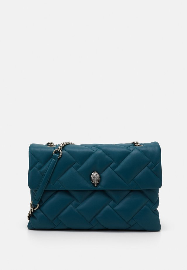 KENSINGTON SOFT XXL BAG - Handtas - teal