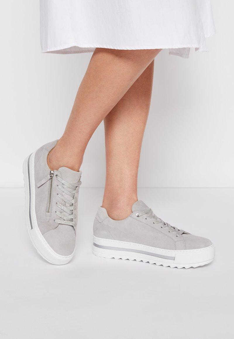 Gabor Comfort - Sneakers laag - light grey