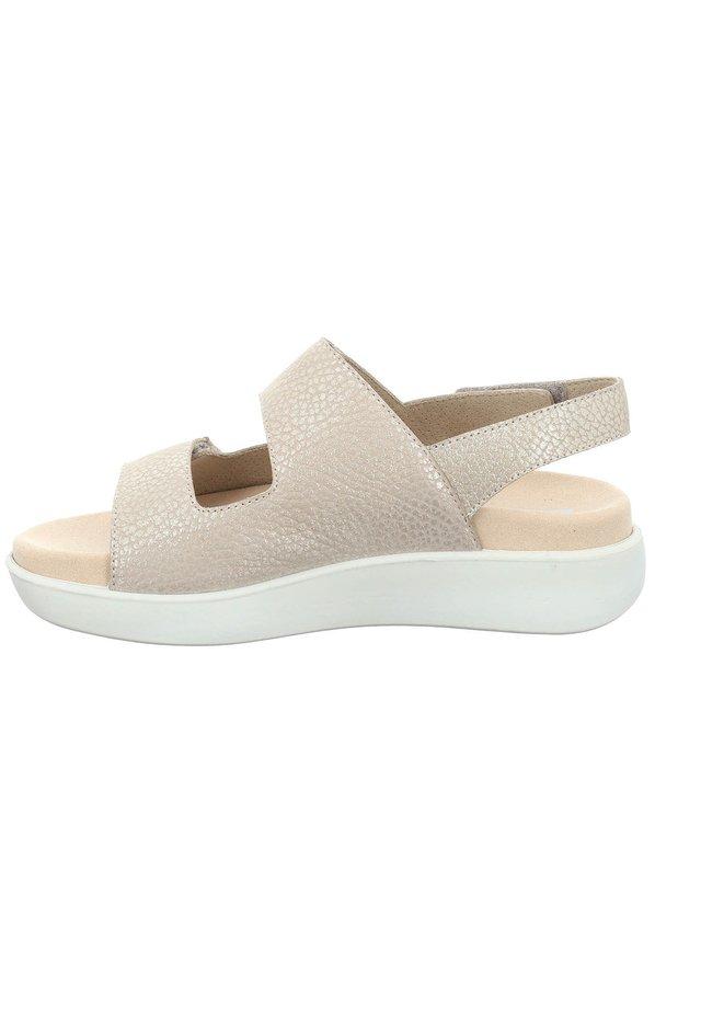 BORNEO 06 - Platform sandals - gold