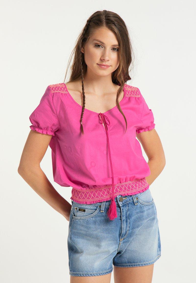 IZIA - Bluzka - pink